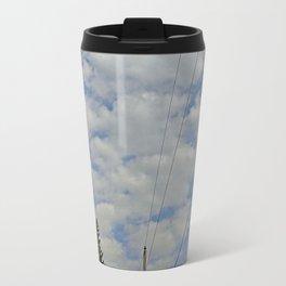 Looking Up Travel Mug