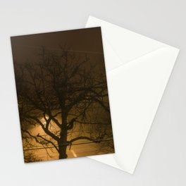4am Trees Stationery Cards