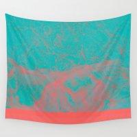 underwater Wall Tapestries featuring underwater by JG-DESIGN