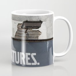Feat of Features Vancouver Coffee Mug
