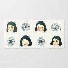 Girly : 소녀감성 Canvas Print