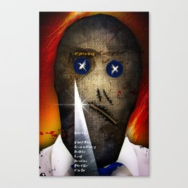 DAVID CRONENBERG SERIES :: NIGHTBREED Canvas Print