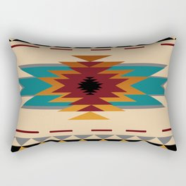 American Indian Rectangular Pillow