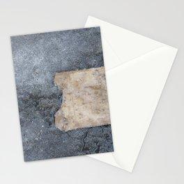 Direty Paris - Snow time Stationery Cards