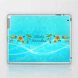 Aloha Beaches Laptop & iPad Skin