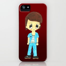 MiniDani iPhone Case