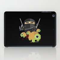 ninja turtle iPad Cases featuring Ninja Turtles by Adamzworld