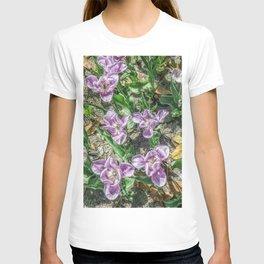 JC FloralArt 04 T-shirt