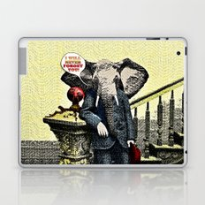 I Will Never Forget You! Laptop & iPad Skin