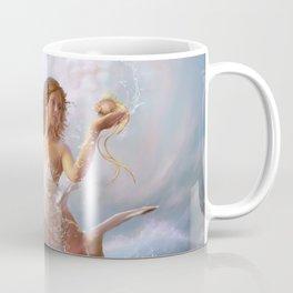 Queen of the Sea Coffee Mug