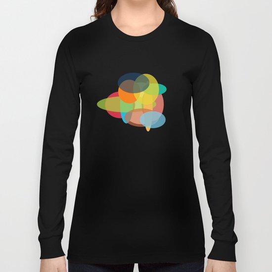 Vivid Mood Long Sleeve T-shirt