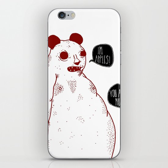 im apples iPhone & iPod Skin