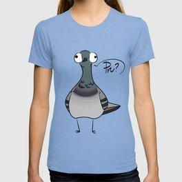 Pigeon Pru T-shirt