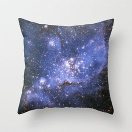 Infant Stars Throw Pillow