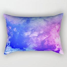 Color Foam III Rectangular Pillow