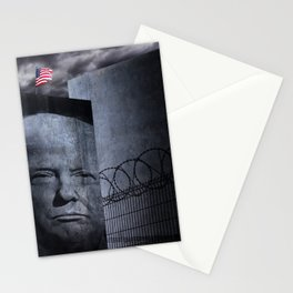 Trump State Of Mind Stationery Cards