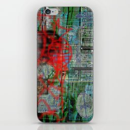 Wormwood Tonight (with apologies) iPhone Skin