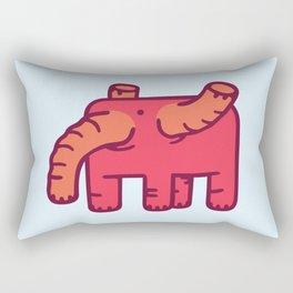 Elephant no.1 Rectangular Pillow