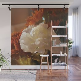 Ivory Wall Mural