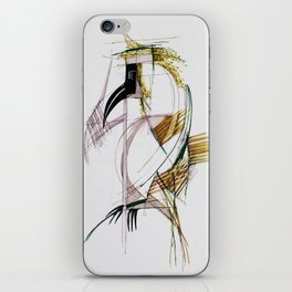 EXOTIC PARROT 2 iPhone Skin