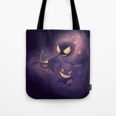 GHOSTS! - Pokémon Tote Bag