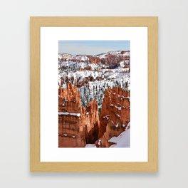 Bryce Canyon - Sunset Point II Framed Art Print