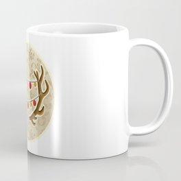 It's Christmas time, deer! Coffee Mug