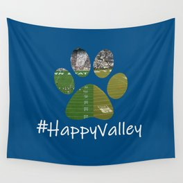 #HappyValley Wall Tapestry