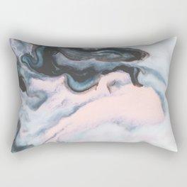 Modern marble 01-1 Rectangular Pillow