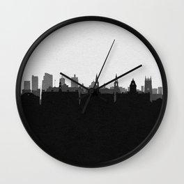 City Skylines: Leeds Wall Clock