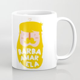 Barba Amarela Coffee Mug