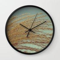terry fan Wall Clocks featuring Fan... by belkat