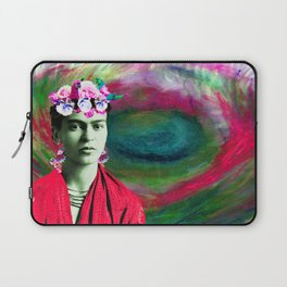 Frida Love's Freeda Laptop Sleeve