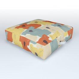 Koalas Outdoor Floor Cushion