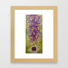 All Seeds Awaken Framed Art Print