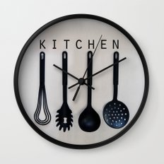 KITCHEN Wall Clock