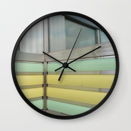 Wisconsin Diner Wall Clock