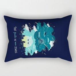 Stars and Constellations Rectangular Pillow