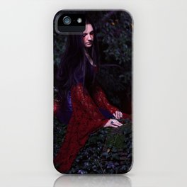 """Melancholy""  iPhone Case"