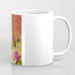Mana: Captain Duck Strikes Again Coffee Mug