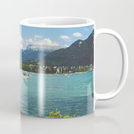 Annecy lake Coffee Mug