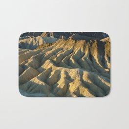 Death Valley - Zabriskie Point Bath Mat