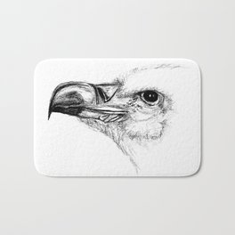 Vulture Bath Mat