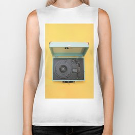 Lionel's Record Player Biker Tank