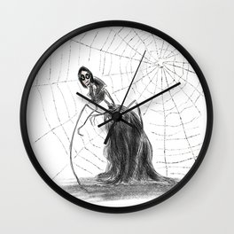 Coraline The Other Mother Wall Clock