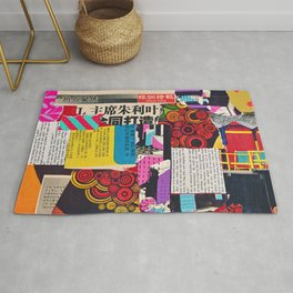 African Times Rug