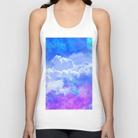 heaven Tank Tops featuring Heaven by Calepotts