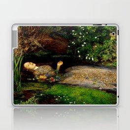 """John Everett Millais """"Ophelia"""" Laptop & iPad Skin"""