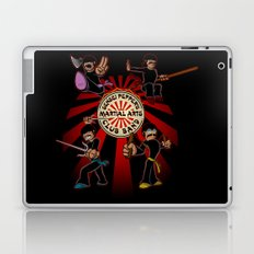Sensei Pepper's Martial Arts Club Band Laptop & iPad Skin