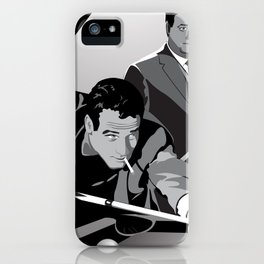 The Hustler iPhone Case